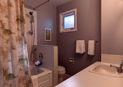 Bathroom Before | Align West Homes | Kelowna, British Columbia
