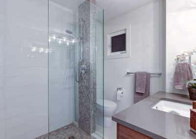 Bathroom After | Align West Homes | Kelowna, British Columbia