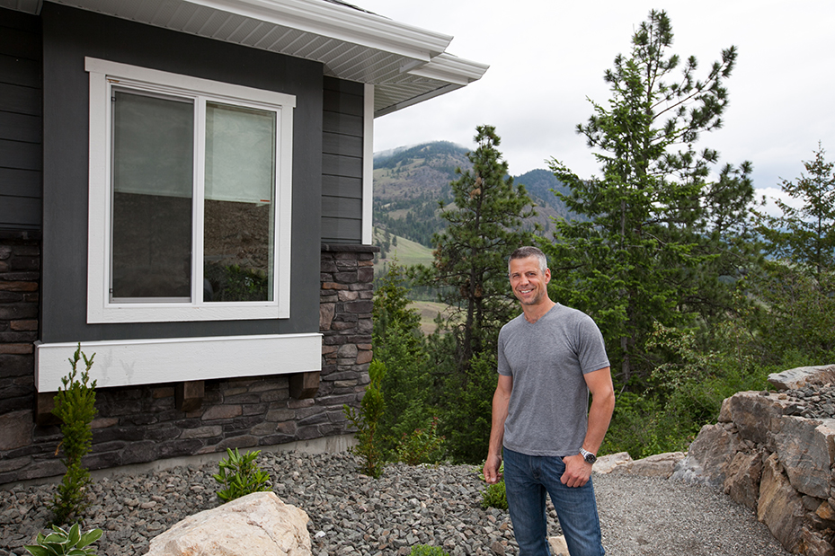 David Pfuetzner | Align West Homes | West Kelowna, British Columbia