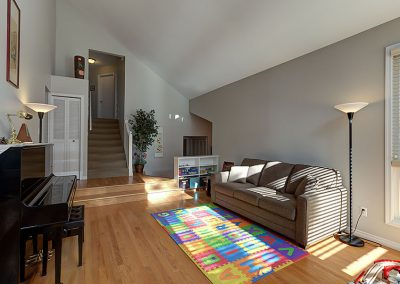 Livingroom before | Align West Homes | Kelowna, British Columbia