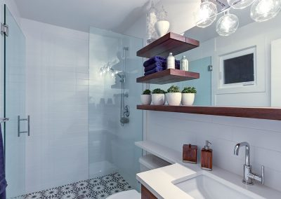Ensuite after | Align West Homes | Kelowna, British Columbia
