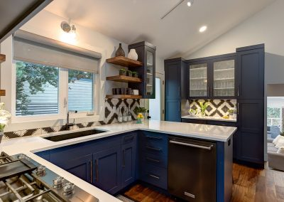 Kitchen after | Align West Homes | Kelowna, British Columbia