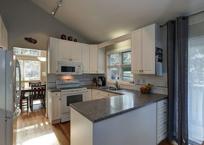 Kitchen before | Align West Homes | Kelowna, British Columbia