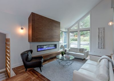 Livingroom after | Align West Homes | Kelowna, British Columbia