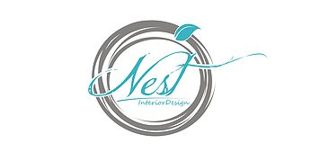 Nest Interior Design Logo